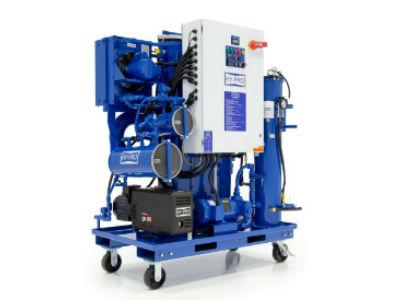 hy pro vacuum dehydrator-